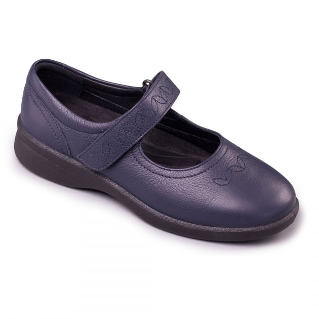 Padders Sprite 2 633N Navy Shoes