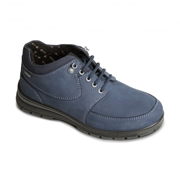 Padders Summit 951 - Ee/Eee Fit Denim (Blue) Boots