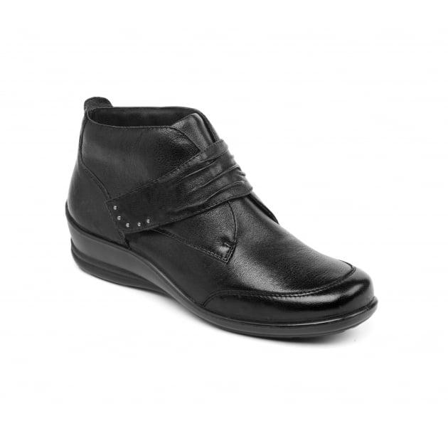 Padders Tina 572 Black Boots