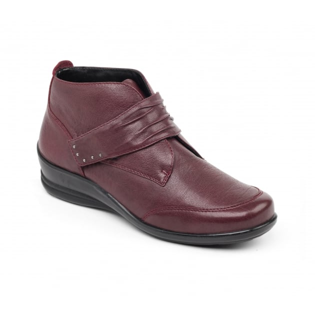 Padders Tina 572 Wine Boots