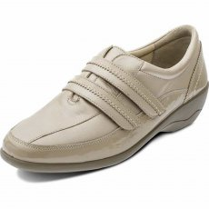 Padders Velvet 612 Ee Fit Camel Shoes