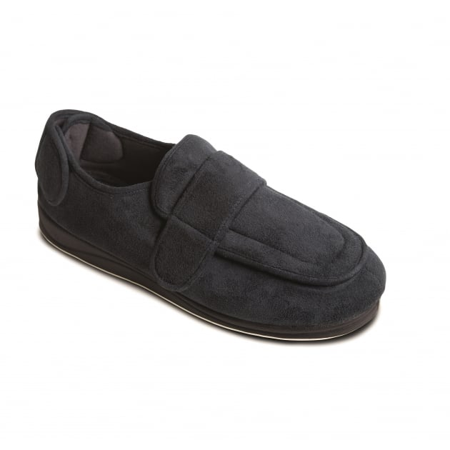 Padders Wrap 429 - G Fit  Navy Slippers