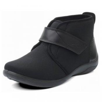 Padders Zizi 862 Black Boots