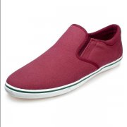 Pod Jetty Burgundy Canvas