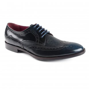 Azor Shoes Paletta Zm3772 Blue Shoes