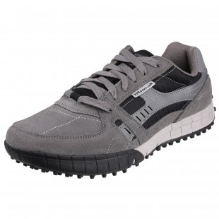 Skechers Floater Sk51328 Black/Grey Shoes