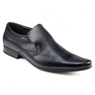 Front Sultan (Fr7042) Black Shoes