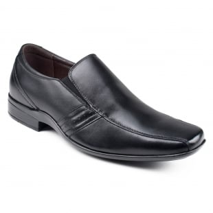 Front Craddock (Fr698) Black Shoes