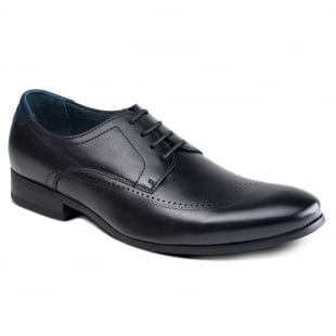 Azor Shoes Giorgio Zm3758 Black Shoes