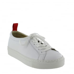 Marta Jonsson Womens Trainers 4088L White Shoes