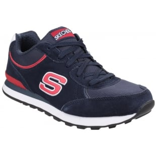 Skechers Retro OG 82 Navy/Red SK52300