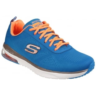 Skechers Skech-Air Infinity Blue/Orange