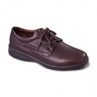 Padders Lunar 636N Dark Brown Shoes