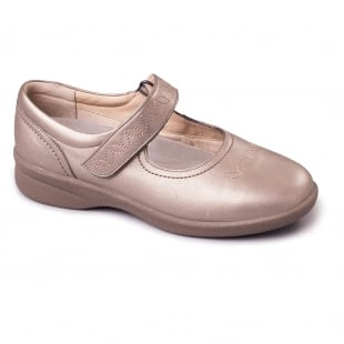 Padders Sprite 2 633N Pewter Grey Shoes