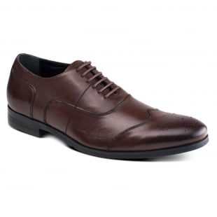 Azor Shoes Messina 2 ZM3745 Brown Shoes