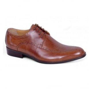 Azor Shoes Regent Zm313 Brown Shoes