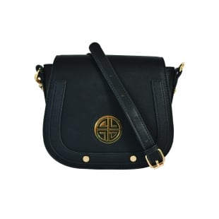 Carlton London Aconitum CLB0016 Black Bag