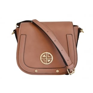 Carlton London Aconitum CLB0016 Tan Bag