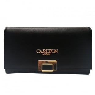 Carlton London Aloes Clb0029 Black purse