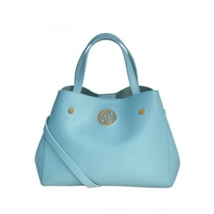 Carlton London Angelonia CLB0021 Blue Bag