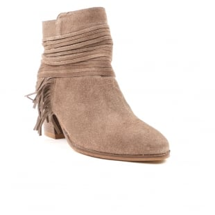 Carlton London Cairon Taupe Ankle Boots