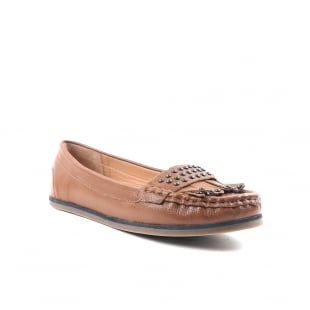 Carlton London Chana Tan Loafers