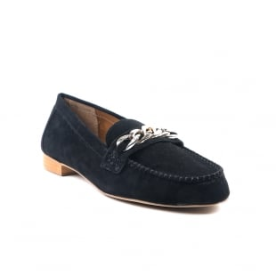 Carlton London Charli Black Loafers