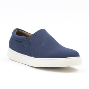 Carlton London Nachi Navy Trainers