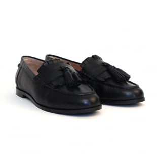 Carlton London Padma CL7036 Black Shoes