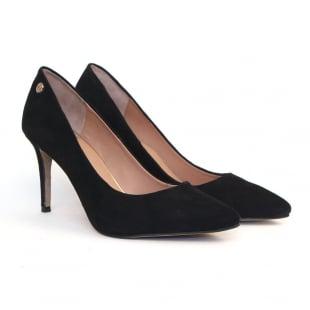 Carlton London Paloma CL5999A Black Shoes