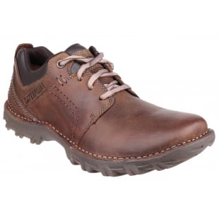 Caterpillar Emerge Dark Beige Shoes