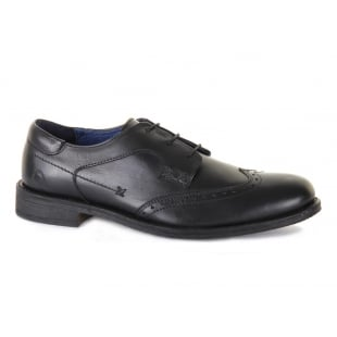 Chatham Bath Black Shoes