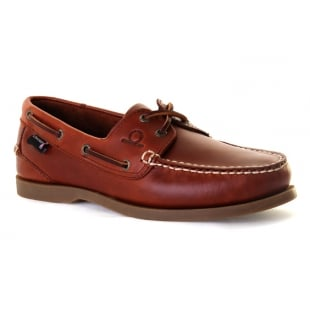 Chatham Deck G2 Chestnut Shoes