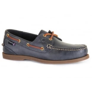 Chatham Deck II G2 Blue Shoes