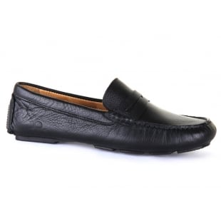 Chatham Escape Black Shoes