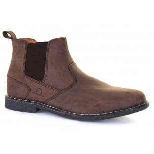 Chatham Kensington Dark Brown Boots