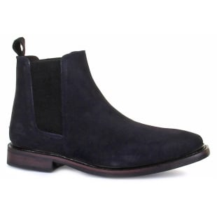 Chatham Kirk Navy Boots