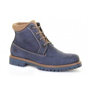 Chatham Molly Navy Boots