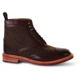 Chatham Stornoway Brown Boots