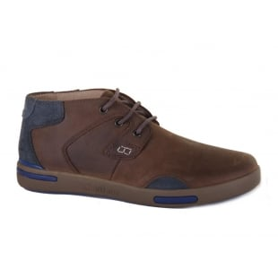 Chatham Vault Brown/Navy Shoes