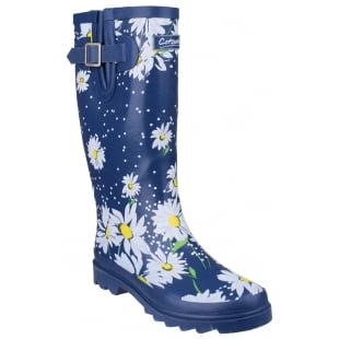 Cotswold Burghley Daisy Wellington Blue