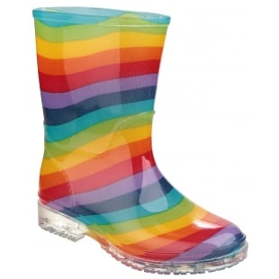 Cotswold Rainbow Kids Wellington Unisex