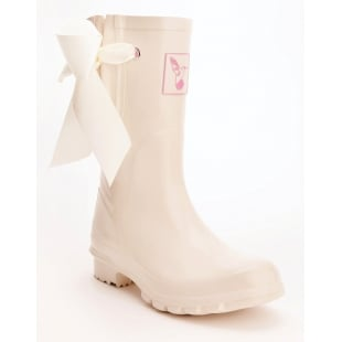 Evercreatures I Do Wellies Short - Cream