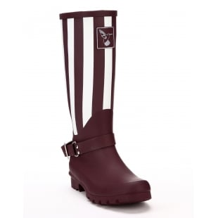 Evercreatures New York Tall Stripes Wellies