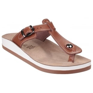 Fantasy Krios Tan Sandals