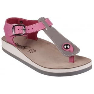 Fantasy Zante Grey/Pink Sandals