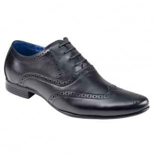 Front Apollo (Fr7203) Black Shoes