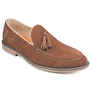Front Barnes Brown Shoes