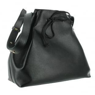 Marta Jonsson Shoulder Pouch Bag 8465L Black