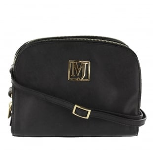 Marta Jonsson Womens Across Body Bag 8522L Black